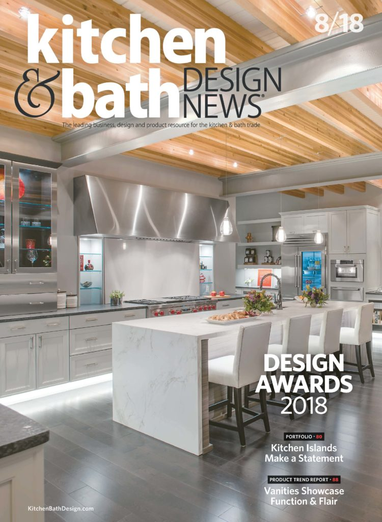 Hunter Kitchen U0026 Bath Design On Cover Of Industryu0027s Top Design Magazine