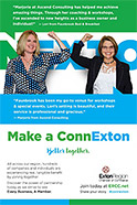 ConnExton poster Lori and Marjorie